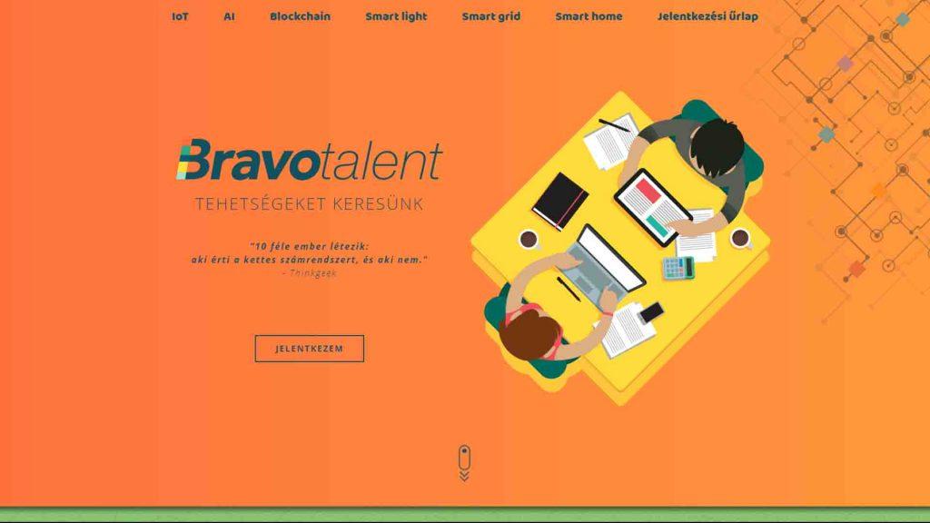 Tehetségeket keres a Bravogroup