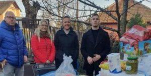 Élelmiszert adományozott az EURO ONE Zrt.