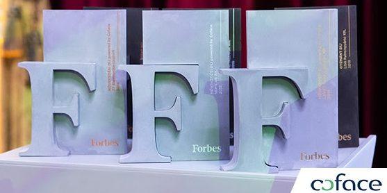 Forbes-Coface Növekedési díjat kapott a Bravogroup Holding
