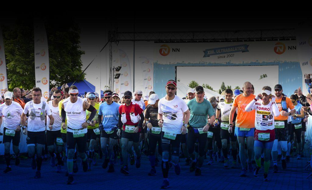 Az UltraBalaton versenyen indult az UltraBravo csapata